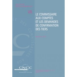 NI VII. Le commissaire aux comptes et les demandes de confirmation des tiers