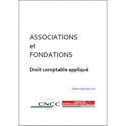 Associations et Fondations (DT comptable appliqué)