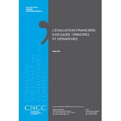 L'Evaluation financière expliquée : Principes et démarches