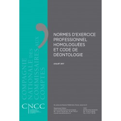 Nomes d'exercice professionnel homologuées - Juillet 2017
