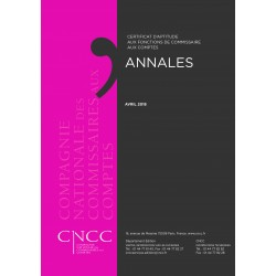 Annales CAFCAC Edition 2018