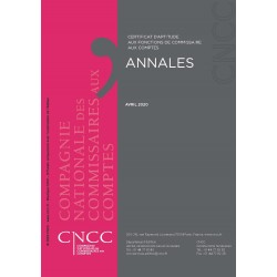 ANNALES CAFCAC - Edition 2020