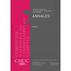 ANNALES CAFCAC - Edition 2021